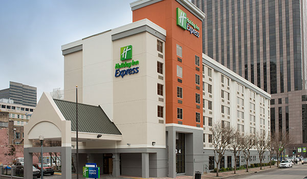 Louisiana - Holiday Inn Express Downtown New Orleans
