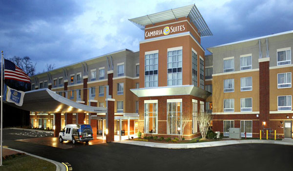 North Carolina - Cambria hotel & suites Raleigh-Durham Airport