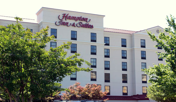 North Carolina - Hampton Inn and Suites - Charlotte/Concord