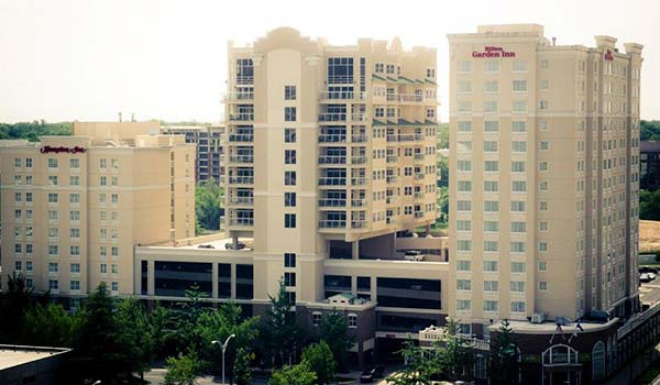 North Carolina - Hilton Garden Inn - Charlotte Uptown