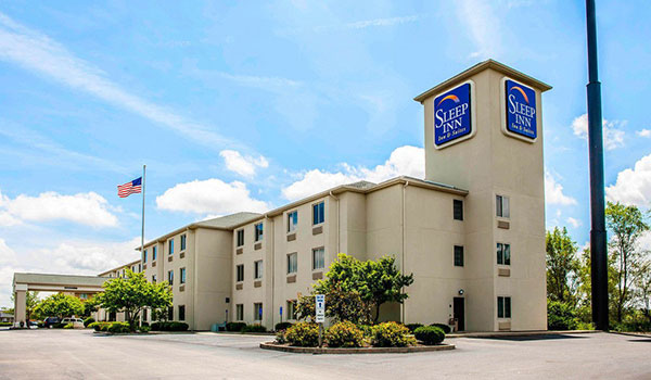Indiana - Sleep Inn Columbus