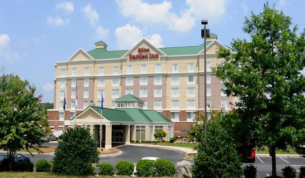 South Carolina - Hilton Garden Inn - Rock Hill