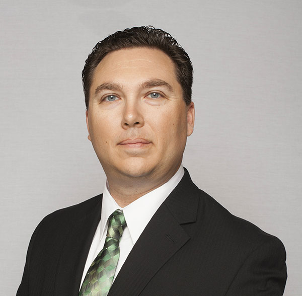 Jason LaBarge, Vice President of Operations