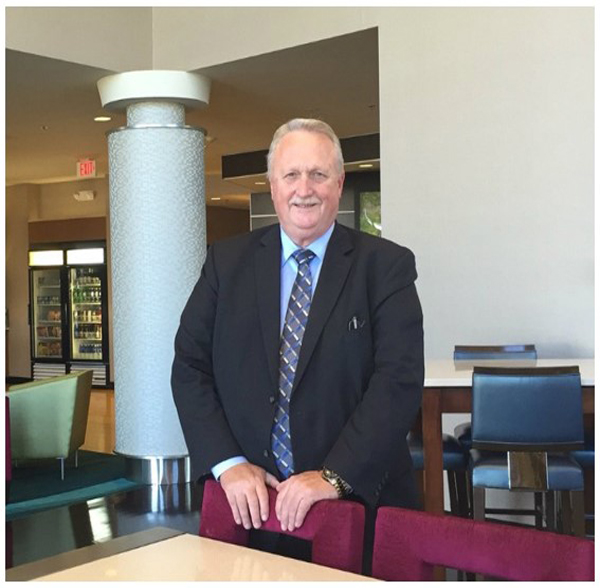 Craig Bleier, General Manager, Springhill Suites, Green Bay Wisconsin